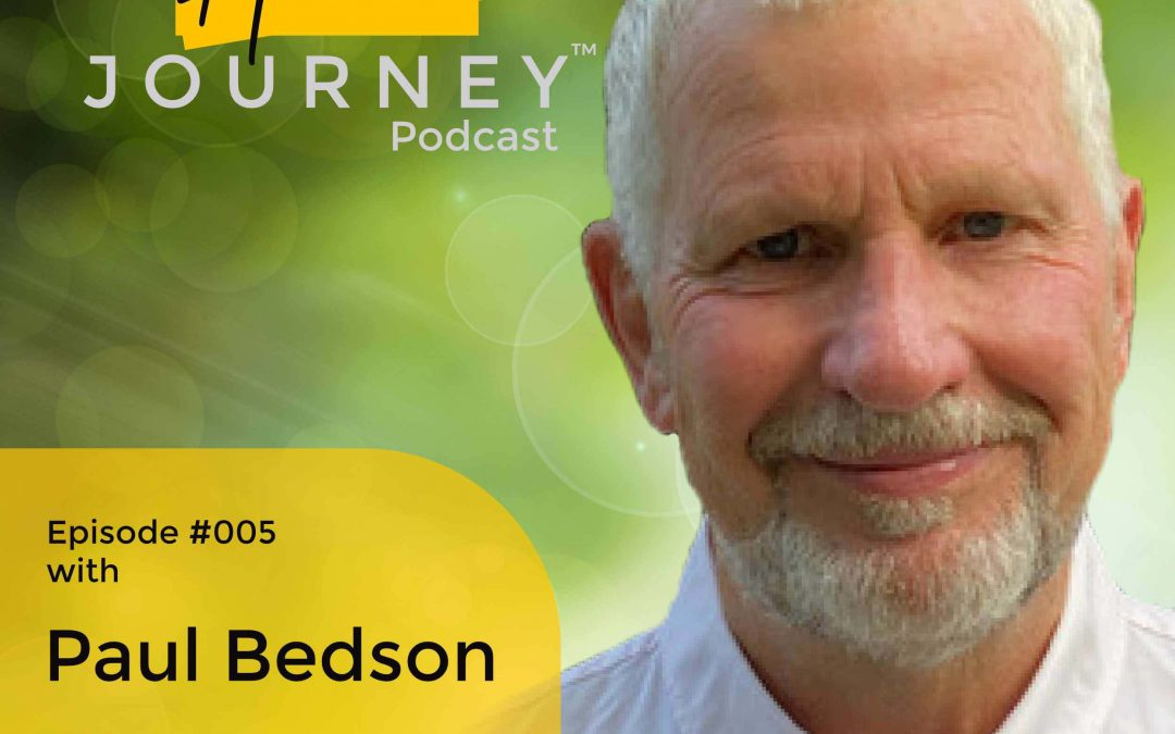 Cancer, Healing and the Spirituality of Meditation with Paul Bedson